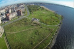 Смольный не отказался от планов застроить парк 300-летия