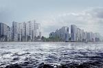 Renaissance Development построит на намыве Васильевского острова квартал-скалу