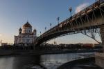 В 2017 году на Патриаршем мосту может появиться галерея бюстов патриархов