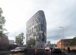 15-этажную башню с вертикальным озеленением построят в центре Москвы