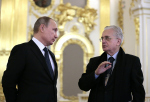 Михаил Пиотровский представил президенту план восстановления Пальмиры