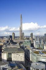 Бюро PLP Architecture обнародовало концепцию деревянного небоскрёба в Лондоне