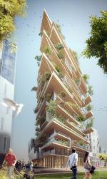 Жить в дереве: конкурс в Бордо