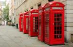 Британские символы – красные телефонные будки K2 и K6