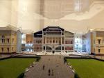 При дворе Русского музея