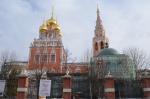 Завершен первый этап реставрации уникального храма конца XVII в - Церкви Воскресения Христова в Кадашах