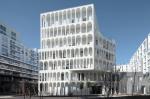 В Париже построили копию Квадратного Колизея для расселения бедных жителей