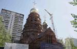 Храм из кирпичных кружев
