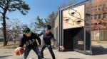 Undefined Playground: мобильная спортплощадка, которая легко меняет форму