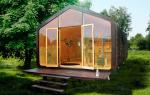 24-слойный картонный дом собирается за 1 день, выдержит минимум 50 лет