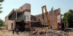 На Среднем проспекте в Петербурге снесли кинотеатр «Прибой»