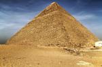 В пирамиде Хеопса нашли скрытый изъян
