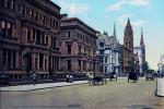 Чудеса фотохрома: cтарый Нью-Йорк в цвете