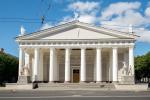 Петербургский Манеж открывается после реставрации