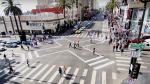 «Танец Барнса»: как самый опасный переход в Лос-Анджелесе стал самым безопасным