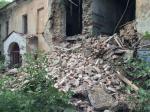 В Пскове обрушился памятник федерального значения