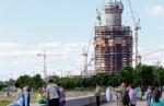 Петербург продолжает соревноваться с Грозным в небоскребостроении