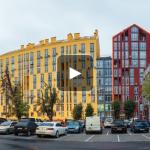 Видео: открытый квартал против двора-колодца
