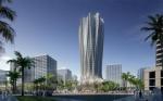 Цветок гиацинта: к ЧМ-2020 в Катаре построят отель по проекту Захи Хадид