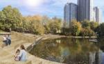 Секретный сад и лодки: какими будут обновленные Красногвардейские пруды