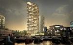 В Нидерландах построят 73-метровый деревянный небоскреб