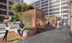 Студия Т+Т Architects разработала концепцию благоустройства комплекса «Савеловский Сити»