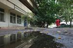 Дом Наркомфина на Новинском бульваре Москвы отреставрируют за счет инвестора