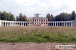 В Тверской области усадьба «Знаменское-Раек» превращается в руины