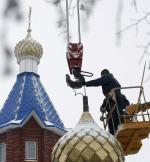 Недобровольные пожертвования. РПЦ просит простить свои миллионные долги