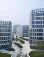 Офисы с колоннадами