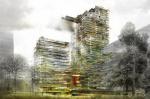 Frasers Broadway - экологическая архитектура по-австралийски