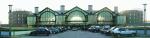 Ладожский вокзал в Санкт-Петербурге