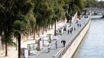 В Париже закроют для автомобилей набережные Сены