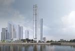 Каким может стать новый квартал небоскребов рядом с «Москва-Сити»