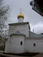 «Центрреставрация» потратит более 8,5 млн рублей на работы в Снетогорском монастыре