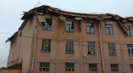 Исторический дом с рухнувшим этажом в Петербурге полностью демонтировали