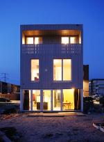 Дом на берегу озера Эй в Амстердаме. Фотография предоставлена компанией EQUITONE