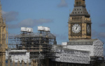 Ремонт Вестминстерского дворца обойдется намного дороже объявленного бюджета