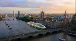 Архитекторы разработали плавучее здание для британского парламента