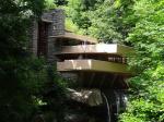 Барселонский фотограф выложил в сеть мини-фильм о своём визите в «Дом над водопадом» Ф.Л. Райта