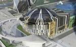 В «Москва-Сити» построят концертный зал с самыми большими часами в мире