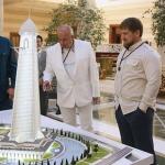 Стоимость строительства небоскреба «Ахмат Тауэр» в Грозном выросла вдвое — до $1 млрд