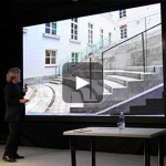 Видео: реконструкция Главного штаба для Эрмитажа