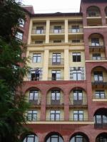 Жилой комплекс на улице Рыбалко