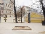 Скверу Мандельштама угрожает улучшение