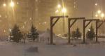 Перголы для беседки в московском дворе приняли за виселицы