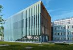 В новом здании Дома русского зарубежья имени Солженицына будут фасады-«хамелеоны»