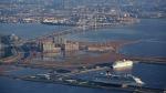 """Набережную """"Морского фасада"""" на Васильевском острове хотят расширить на 13,4 га"""
