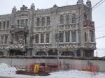 Одно из самых красивых зданий Самары продолжает разрушаться