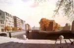 Молодые архитекторы почувствовали петербургский стиль